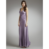 Ghost Gabriella Cross Front Dress, Dusk