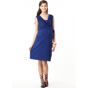 Mamaway Drapery Nursing Dress