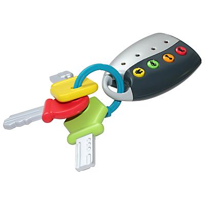 John Lewis Baby Toy Car Keys