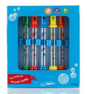 Bath flutes