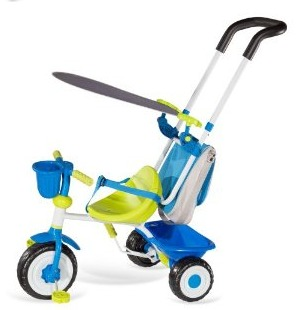 Bentley Kids Trike with Handle
