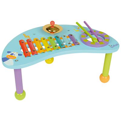 Boikidi Percussion Table