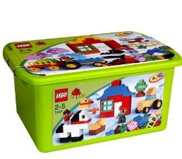 Duplo bricks set