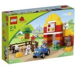 Lego Duplo First Farm