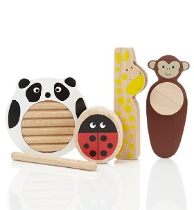M&S animal music set