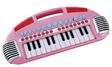 carryalong keyboard pink