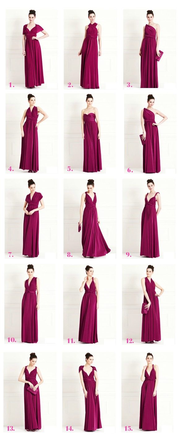 Multiway Dresses Perfect For Special Occasions Milkchic