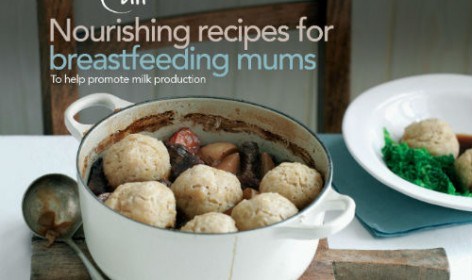 Breastfeeding Cookbook