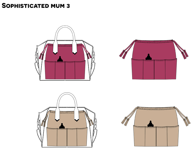 Cooper & Hill Baby Bag 1-9