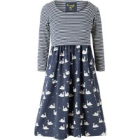 Bandeau Dress - Frugi Nursing Clothes