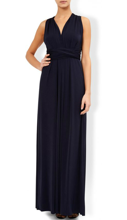 Garland Maxi Dress Monsoon
