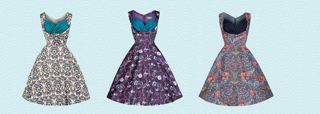 Shop Lindy Bop Fifties Style Dresses