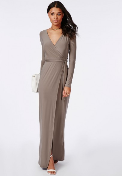 Missguided Maxi Wrap