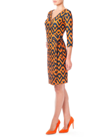 Ottillie Pop Kendal Wrap Dress £79.50