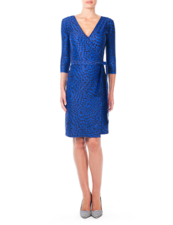 Ottillie Pop Pembridge Wrap Dress £79.50