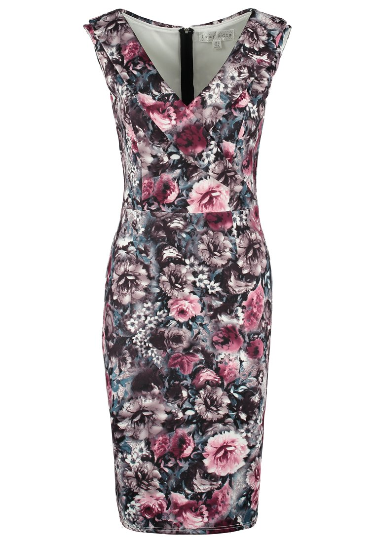 Paper Dolls Cocktail dress / Party dress floral