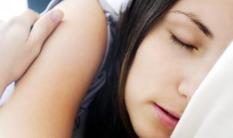 Angel Sleeps - flickr.com/photos/planetchopstick/