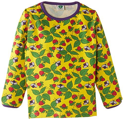Smafolk strawberry bug kids tshirt
