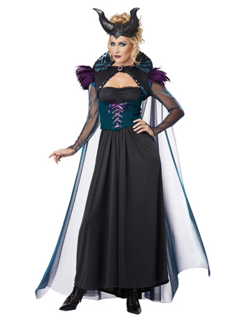 Breastfeeding friendly Sorceress costume