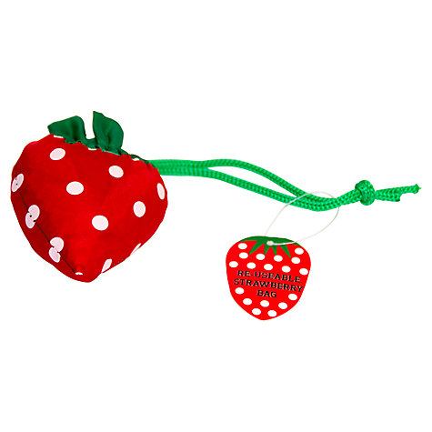 Strawberry pack a bag