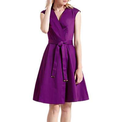 Ted Baker Sigorni Wrap Front Dress