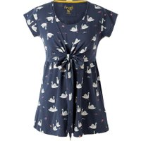 Wrap Tie Top - Frugi Nursing Clothes
