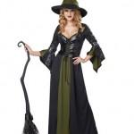 Classic Witch nursing dress costume