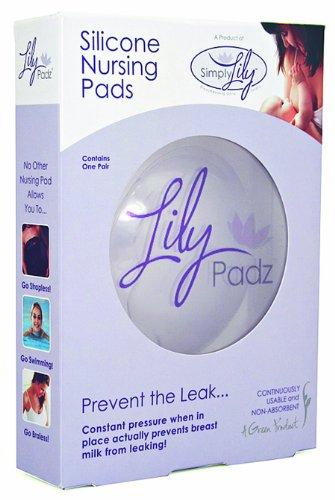 Lilypadz Silcone Nursing Pads