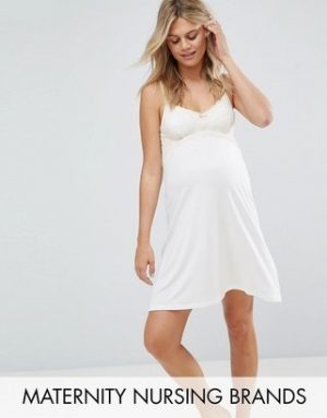 Oysho Maternity Nursing Cami Nightdress