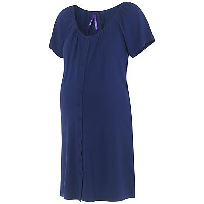 Mid Blue - John Lewis Nursing Clothes
