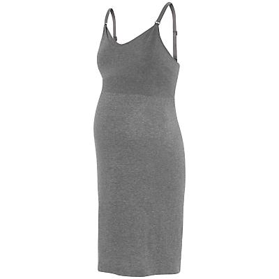 Grey Marl - John Lewis Nursing Clothes
