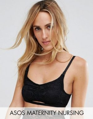Wolf & Whistle Maternity Lace Nursing Bra