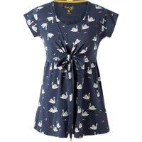 Wrap Tie Top - Frugi Nursing Clothes